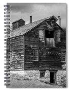 W Grieve - Brewer Distiller Malster Spiral Notebook