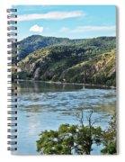 Wachau Valley Spiral Notebook