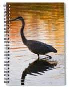 Wading For You Spiral Notebook