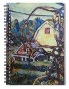Wadsworth Avenue Again Spiral Notebook