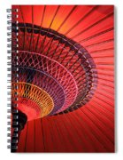 Wagasa Spiral Notebook
