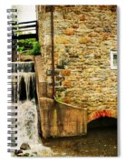 Wagner Grist Mill Spiral Notebook