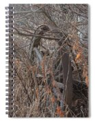 Wagon Wheel_7449 Spiral Notebook