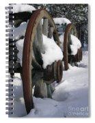 Wagons West Spiral Notebook