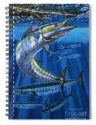 Wahoo Rip Off0047 Spiral Notebook