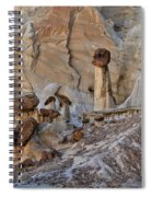 Wahweap Guardian Spiral Notebook