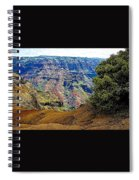 Waimea Canyon - Kauai Spiral Notebook
