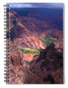Waimea Canyon 3 Spiral Notebook
