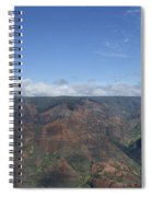Waimea Canyon Spiral Notebook