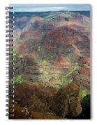 Waimea Spiral Notebook