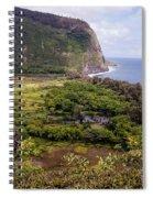 Waipi'o Valley Spiral Notebook
