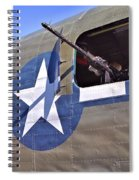 Waist Guns Spiral Notebook