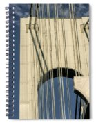 Wait Of The World Spiral Notebook