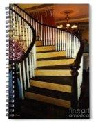 Waiting For Cinderella Spiral Notebook