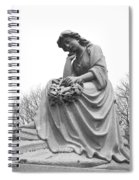 Waiting For Eternity Spiral Notebook