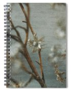 Waiting For Spring 1 Spiral Notebook