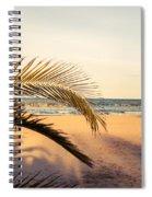 Waiting Summer Spiral Notebook