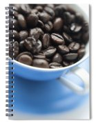 Wake-up Cup Spiral Notebook