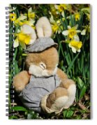 Wake Up It's Springtime Spiral Notebook