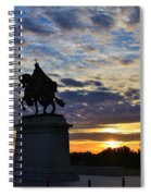 Wake Up St. Louis Spiral Notebook