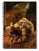 Waking Lazarus Spiral Notebook