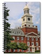 The Waksman Institute Of Microbiology 2 Spiral Notebook