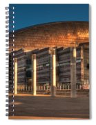 Wales Millennium Centre Spiral Notebook