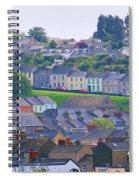Wales Panorama Spiral Notebook