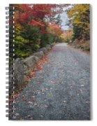Walk Along Spiral Notebook
