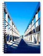 Walk Away Spiral Notebook