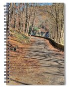 Walk In The Park Spiral Notebook