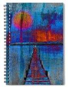 Walk On Water 03 Spiral Notebook