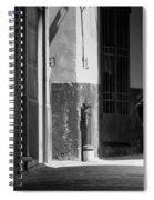 Walk This Way .. Spiral Notebook