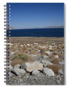 Walker Lake Spiral Notebook