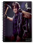 Walking Dead - Daryl Dixon Spiral Notebook