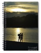 Walking Home Spiral Notebook