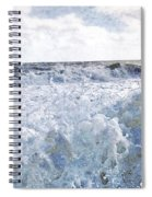 Walking On Water I Spiral Notebook