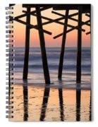 Walking Sticks Spiral Notebook