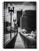 Walking To Knoxville Spiral Notebook