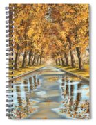 Walking Spiral Notebook