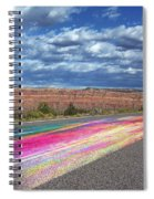 Walking With God Spiral Notebook