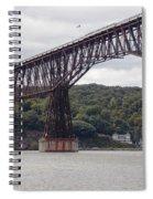 Walkway Over The Hudson Spiral Notebook