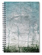 Wall Abstract 11 Spiral Notebook