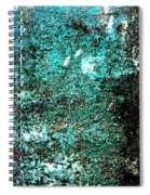 Wall Abstract 9 Spiral Notebook