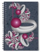 Wall Decorations Spiral Notebook