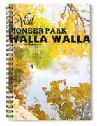 Walla Walla Spiral Notebook
