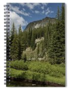 Wallowas - No. 1 Spiral Notebook