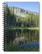 Wallowas No. 7 Spiral Notebook