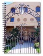 Walnut Grove Theater Spiral Notebook