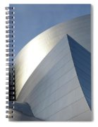 Walt Disney Concert Hall 14 Spiral Notebook